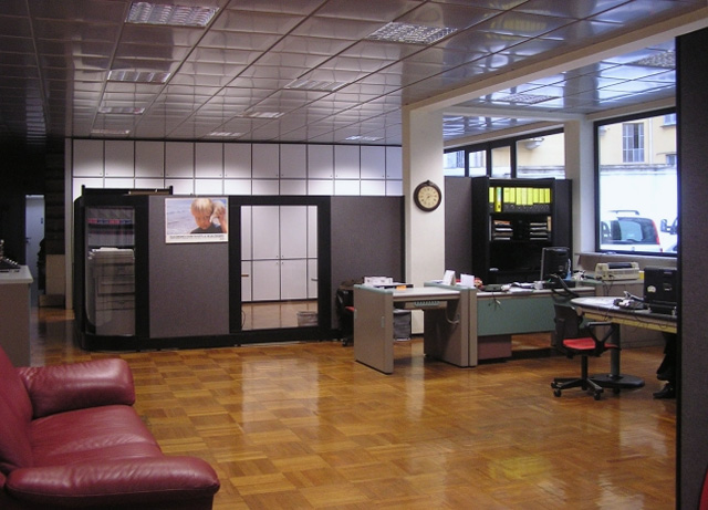 foto interni ufficio