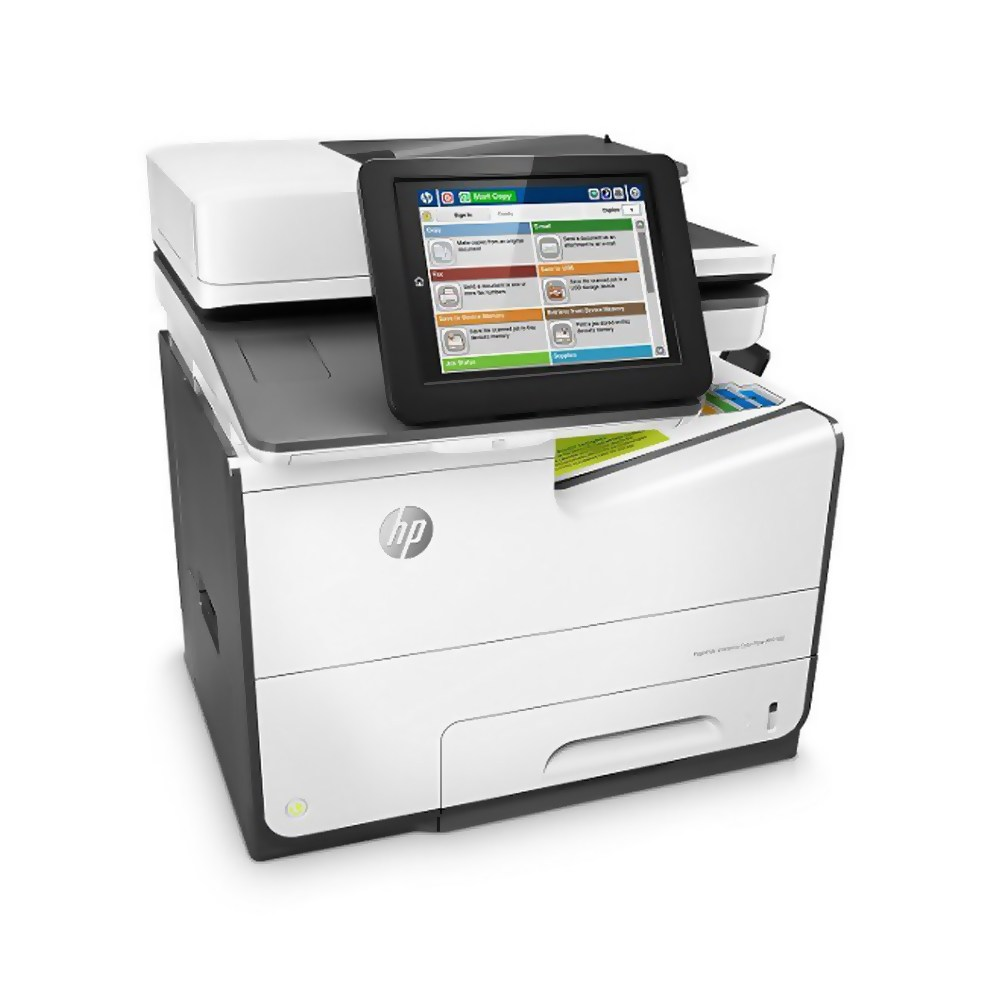 Multifunzione HP PageWide E58650DN