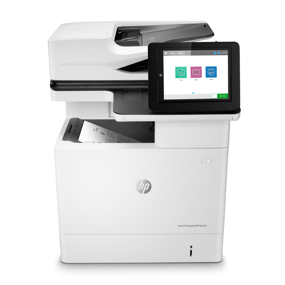 Multifunzione HP E62655DN