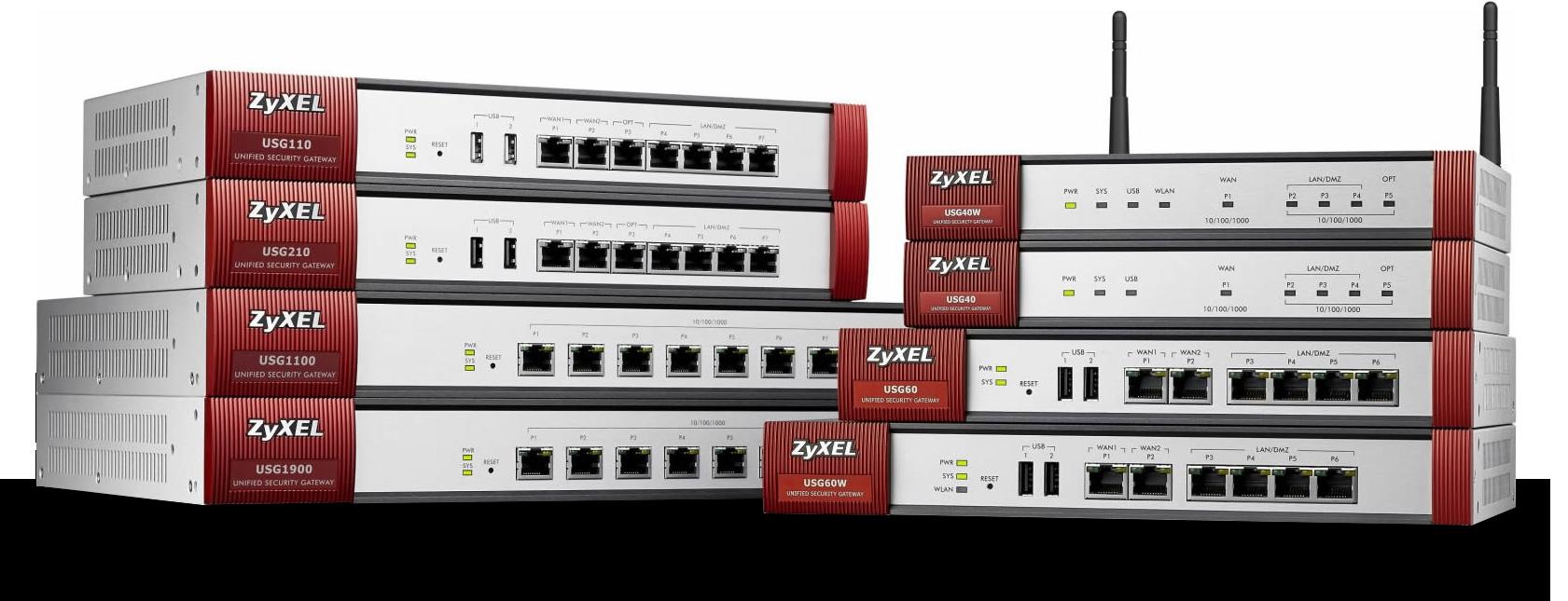 Firewall Zyxel USG